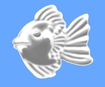 유리로 만든 물고기