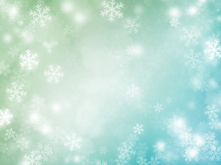 Snow crystal background 04