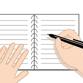 寫作(工作形象,學習等)