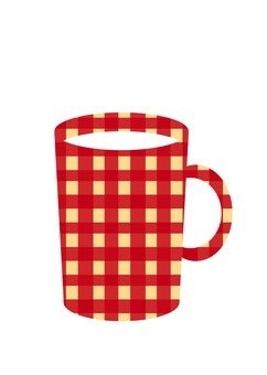 Cup (red)