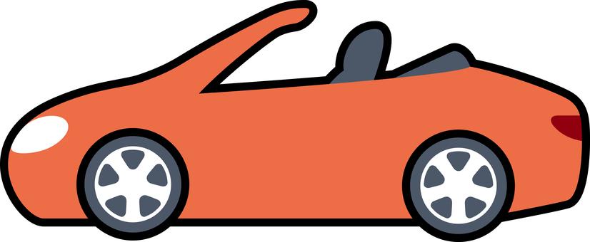 Car open car