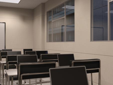 ビル内ITビジネススクールの風景