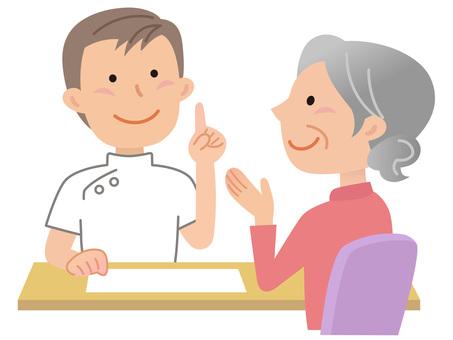 51028. Senior hospitality customer service