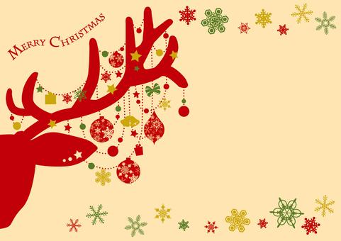 Reindeer ornaments 1