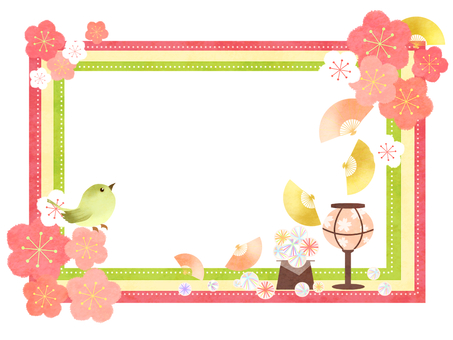 Hina Festival Frame 01
