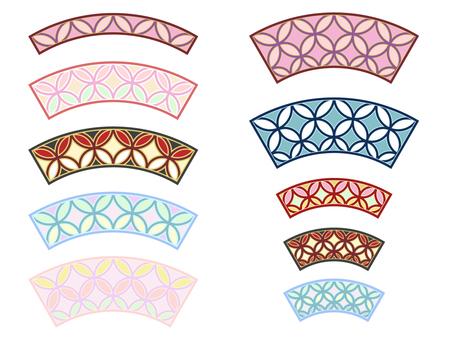 Pattern - Japanese Pattern - Cloisonne 6