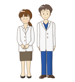 Doctor (male and female)