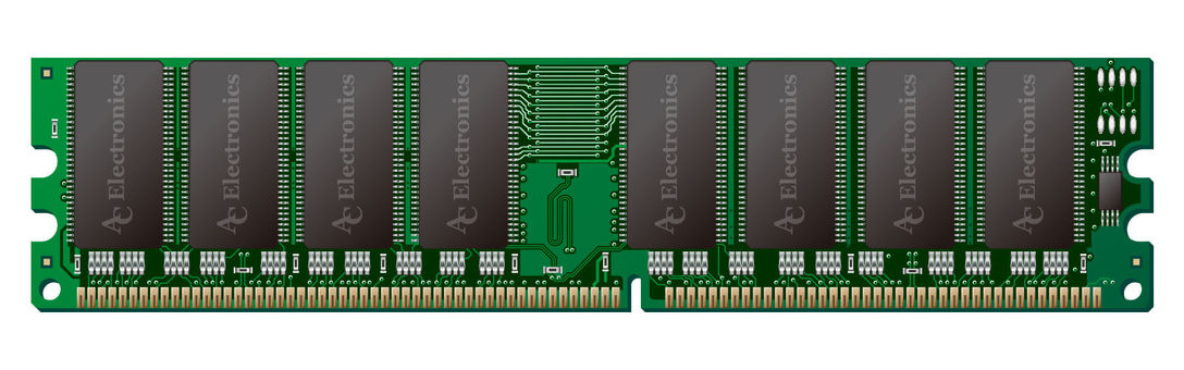 Electronic parts memory card 01 PC parts