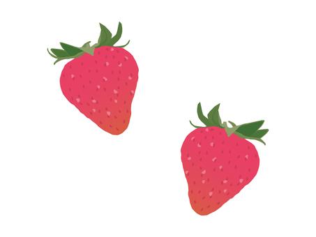 핑크 딸기