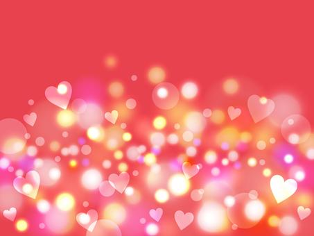 Background _ Glitter _10 Heart