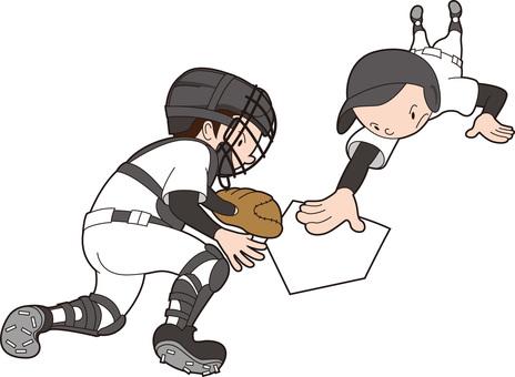High School Baseball Kun 4