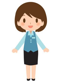 비즈니스 여성 2