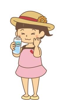 夏天的童年中暑02