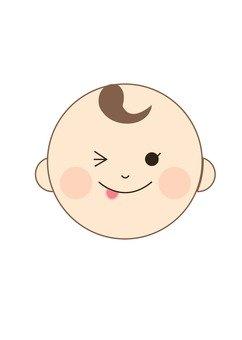 Baby wink