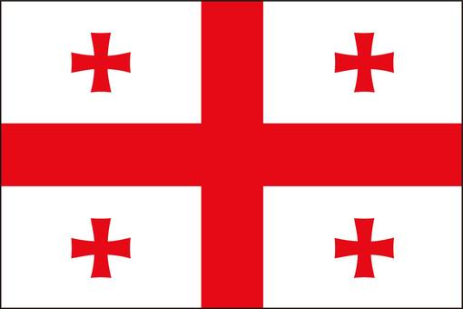 Georgia Flag (no name)