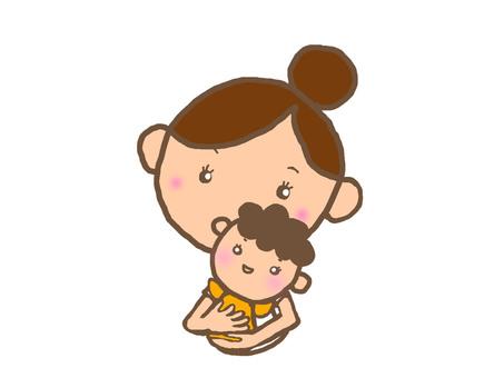 婦女和嬰兒