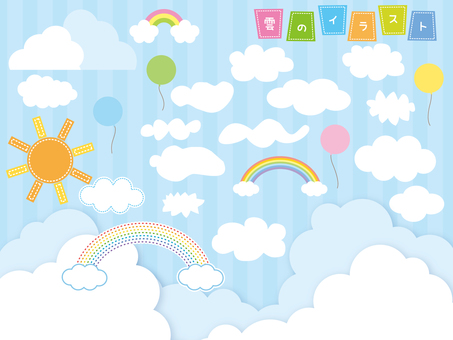 Cloud assortment