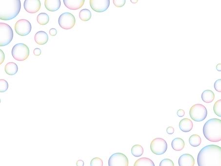 비눗 방울 프레임 2