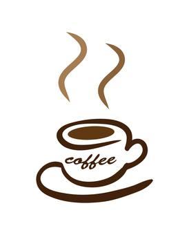 コーヒーのイラスト2