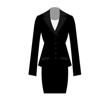 Women's jacket suit