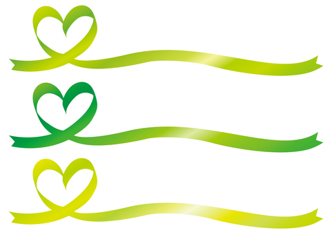 Heart Ribbon Frame Frame Background Ribbon Midori