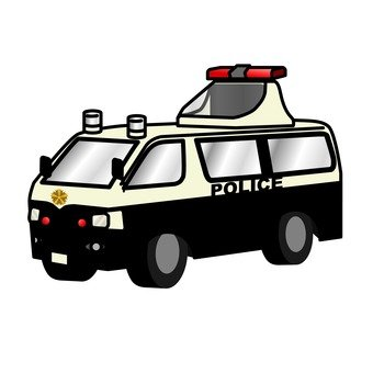 Patrol car wagon type
