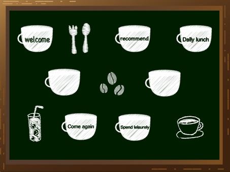 카페 칠판 3