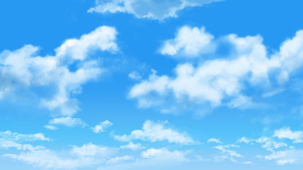 Aozora 02 (cumulus cloud)