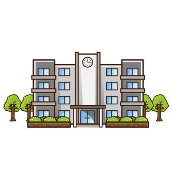 Building - school building