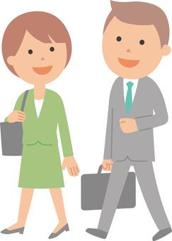 91214.Company employee, Sales 2