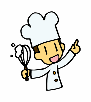 Mr. Cook (whisk 1)