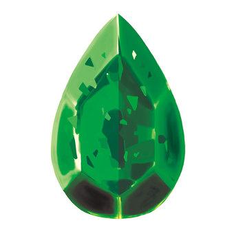 Gemstone (green)