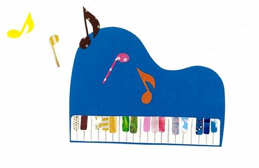 화려한 피아노