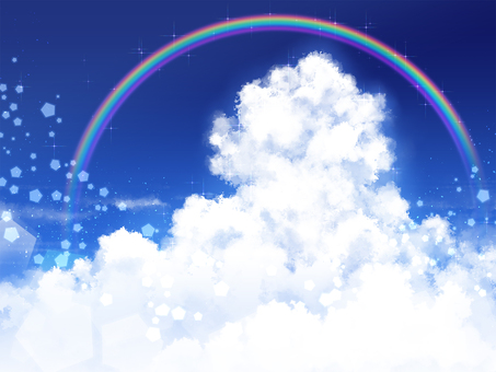 Cloud A ~ Rainbow Version ~