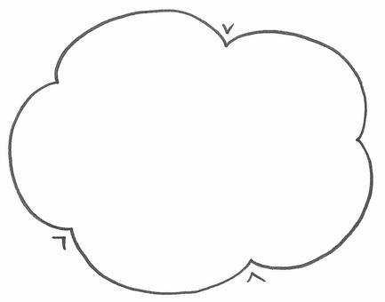 Mokumoku memo cloud