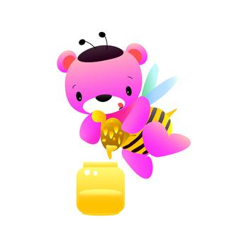 Bear bee