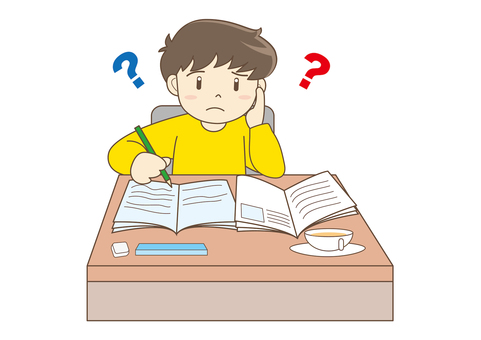Children / questions to study