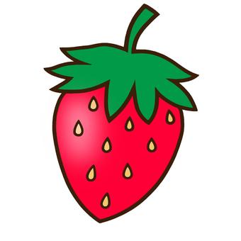おいしいイチゴ
