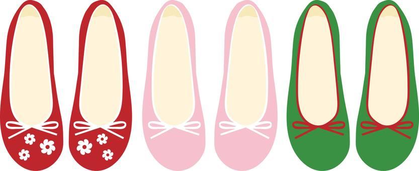 발레리나 신발