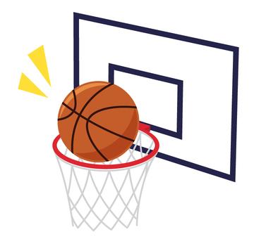 バスケットボール単品_シュート