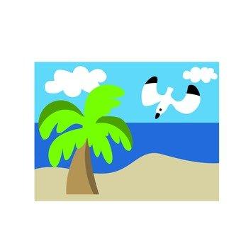 Beach beach icon 4