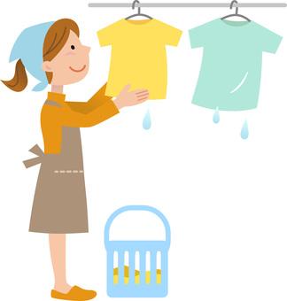 71001. Laundry 2
