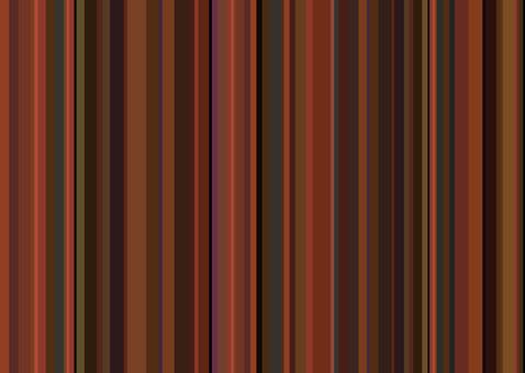 Autumn-Winter Brown Striped Border Line Background