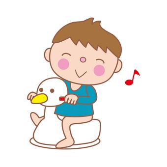 Potty (infant toilet training)