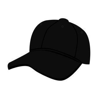 모자 검은 색