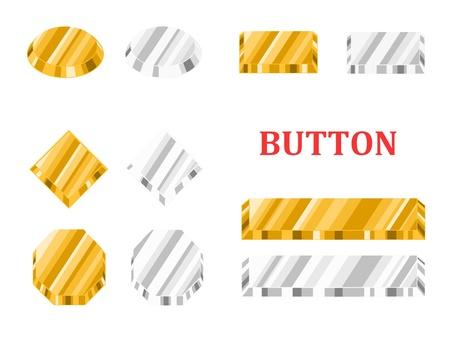 メタルボタンセット