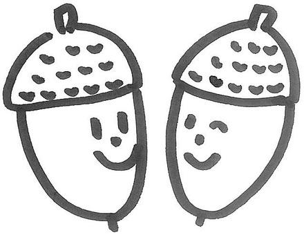 도토리 acorn