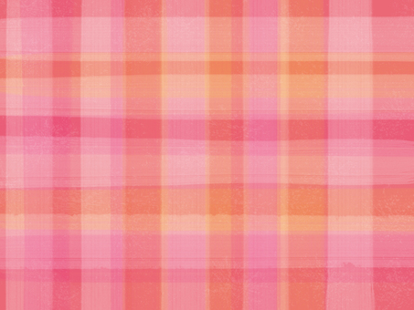 Pink check cloth background