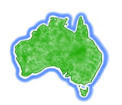 澳大利亞綠色