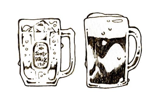 Beer Highball